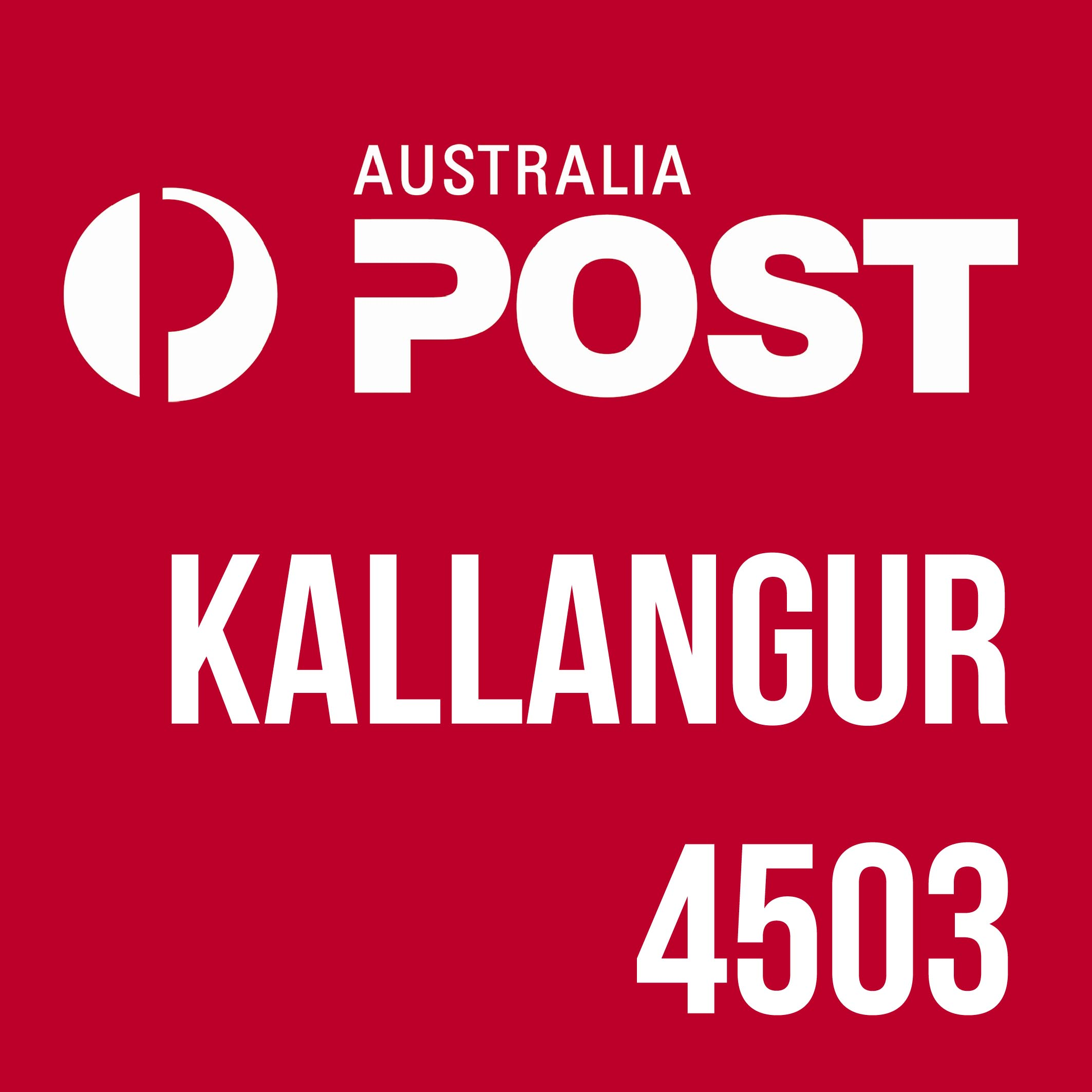 Australia Post Kallangur 4503