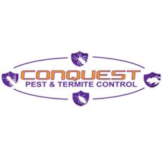 conquest pest control logo