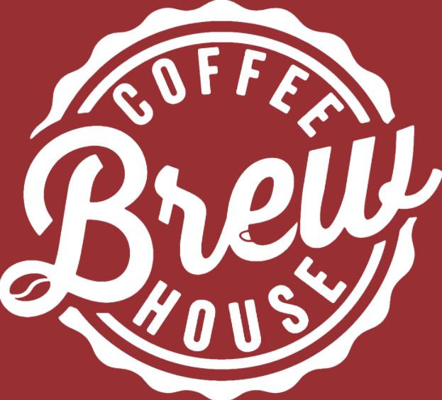 Brew Cofee House Logo