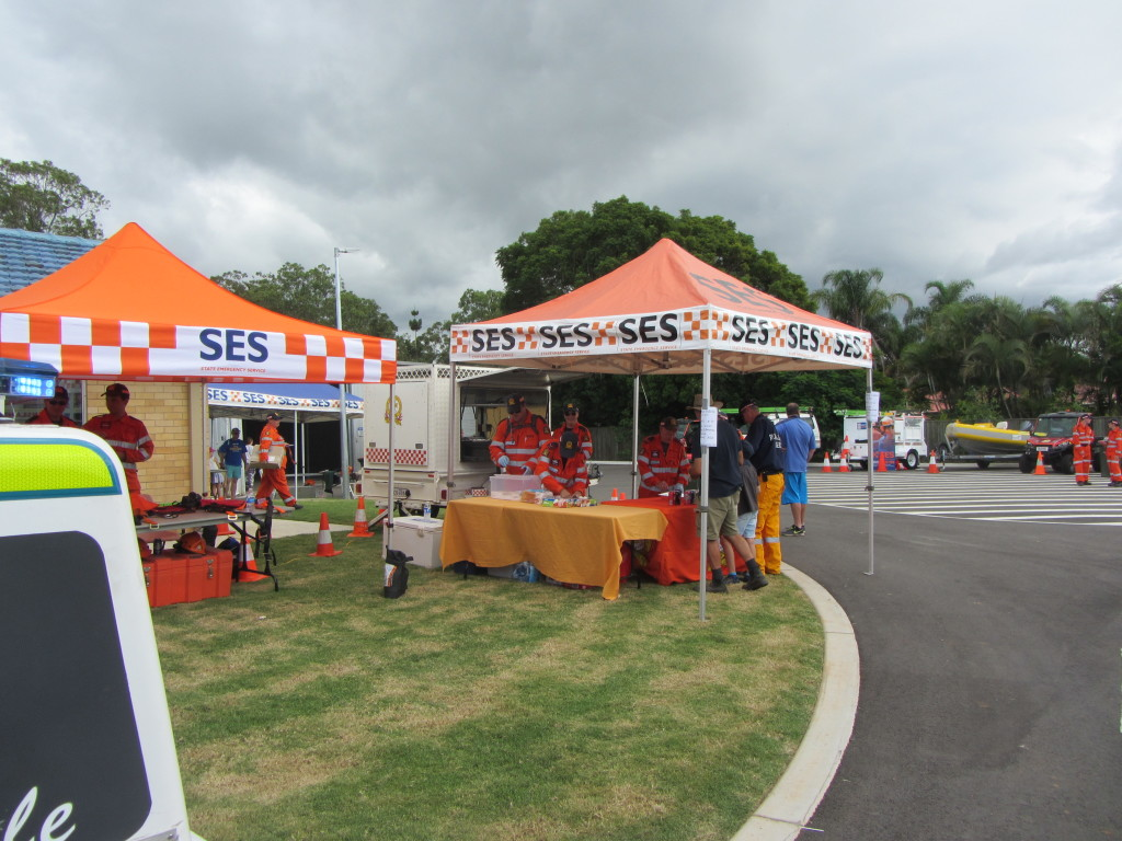 Kallangur QLD Community SES Open Day