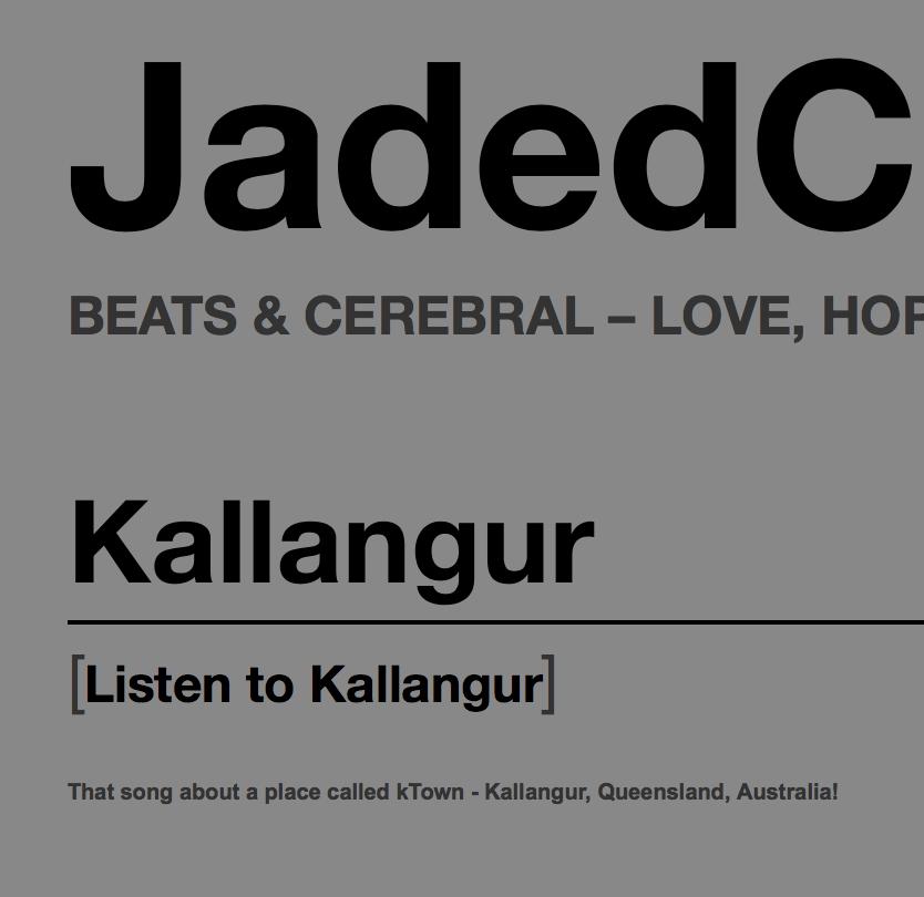JadedCadence